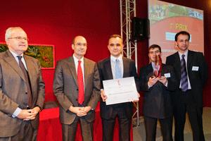 Lauréats des trophées de la commande publique 2008
