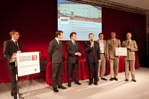Lauréats des trophées de la commande publique 2010