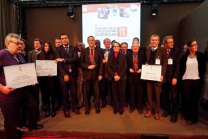 Lauréats des trophées de la commande publique 2013
