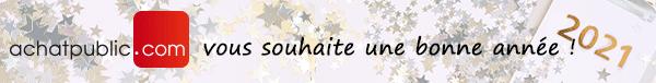 achatpublic.com, vous souhaite une bonne année !