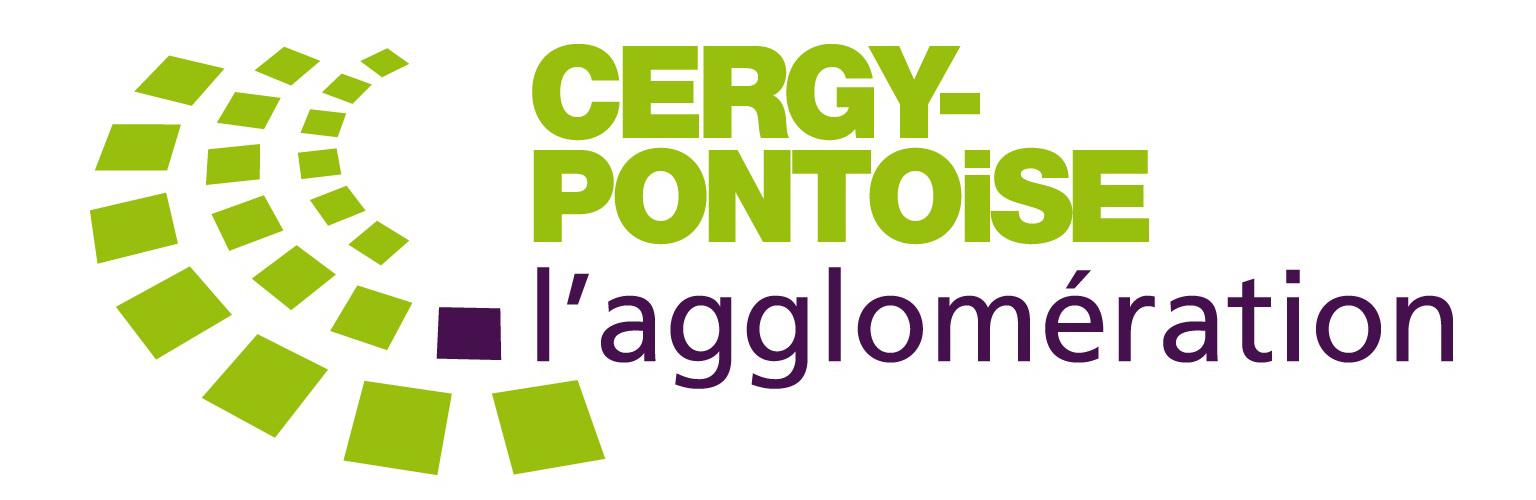 Logo Communauté d'agglomération de Cergy-Pontoise