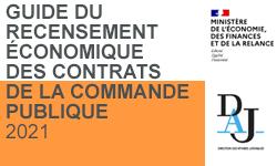 Guide - Guide du recensement économique des contrats de la commande publique