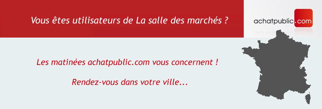 Matinée achatpublic.com