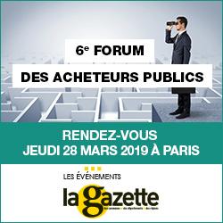Forum des acheteurs publics