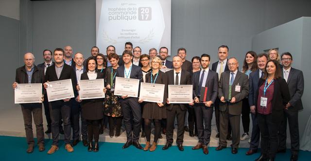 Lauréats 2017