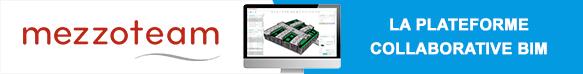 Mezzoteam - La plateforme collaborative BIM