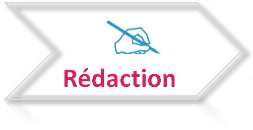 e-redac procédures Etape 2 Rédaction