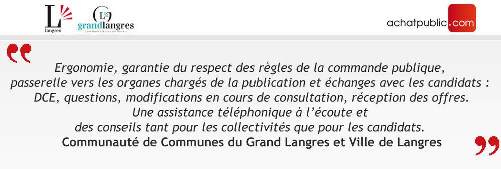 Témoignage Langres