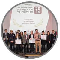 Lauréats des trophées de la commande publique