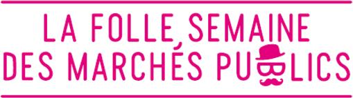 Logo La Folle Semaine des Marchés Publics
